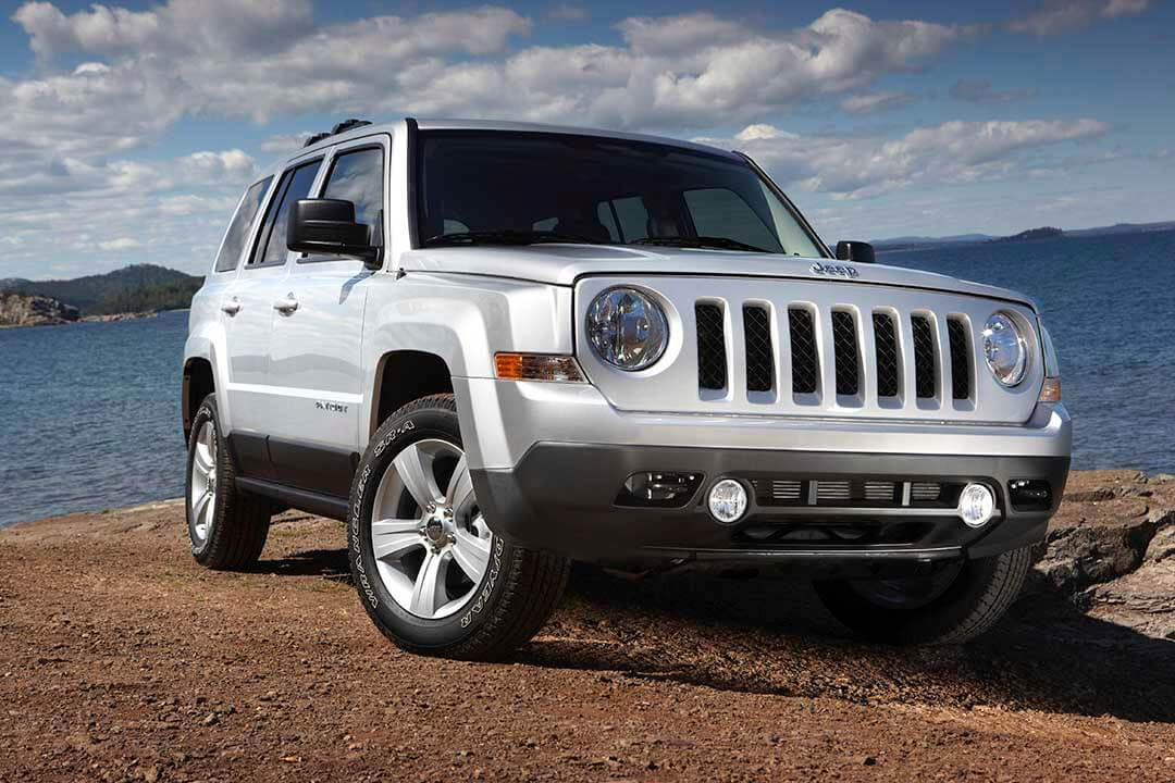 2010 Jeep Patriot: Feel the Excitement on Every Gas Shot!