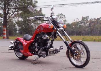 Chopper Motorcycles for Your Aggressive Moves