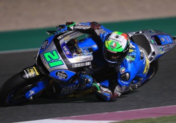 Morbidelli Admits That the Race Results in Qatar Exceeds His Expectations
