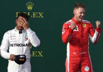 Hamilton Still Not Believe Failed to Win at F1 GP Australia 2018
