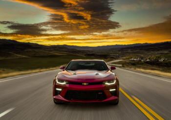 2018 Chevrolet Camaro SS Review