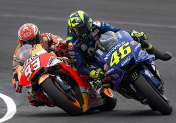 Rossi Said Marquez Did Not Respect His Rivals in MotoGP