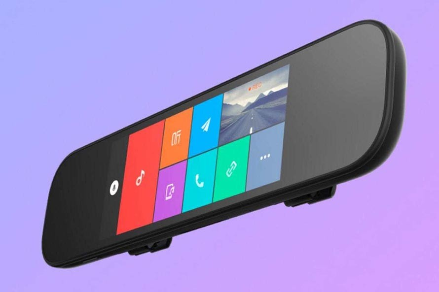 Xiaomi Release Mi Smart RearView Mirror; Here Are its Superiority