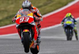 2018 MotoGP United States Race Results