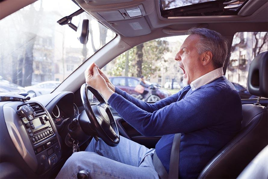Recognize The Stress Symptoms When Driving