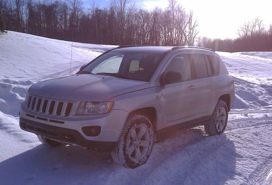 2011 Jeep Compass: Passing the Challenge!