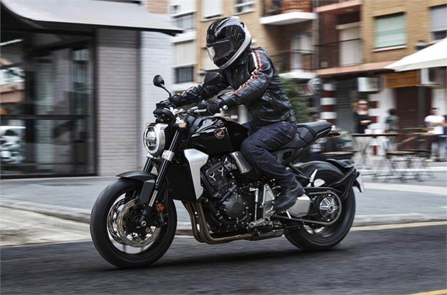 Honda 2018 CB1000 Officially Launch