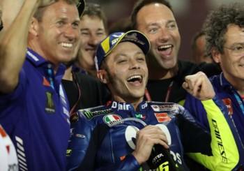 Achieve the Third Podium, Rossi More Confident in Facing MotoGP 2018
