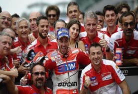 Andrea Dovizioso Won a Victory in the 2018 MotoGP Opener Series