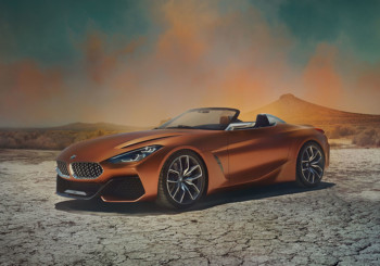BMW Z4: Supercar Made by Toyota and BMW Equipped with 799 Horse Power
