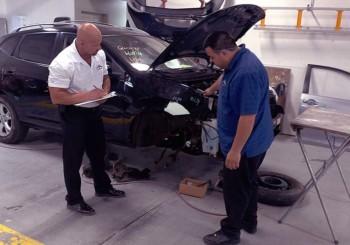 Predicting the Car Repair Estimator