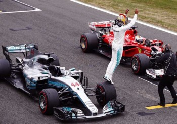 Qualifying Results F1 GP Australia 2018