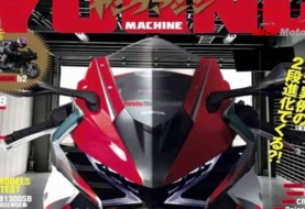 Young Machine Reveals The New Face of Honda CBR1000RR