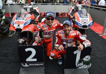 Ducati Will Extend the Contract of Its Racers