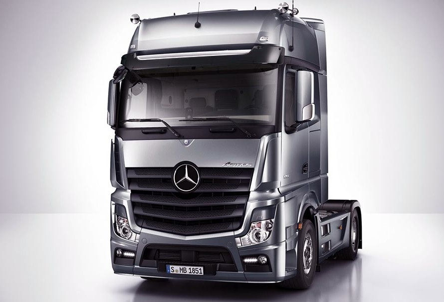 The Most Trusted Mercedes Benz Trucks