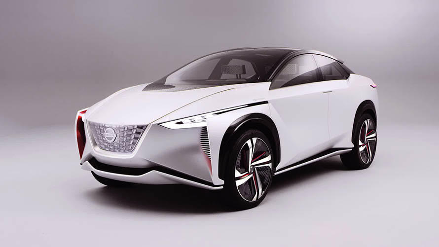 This Crossover from Nissan Doesn't Need a Driver