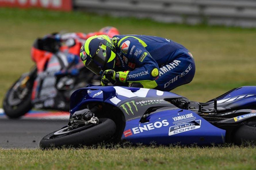 Rossi: Marquez's Apology is a Joke!