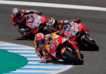 2018 Jerez MotoGP Race Results