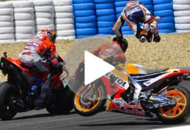 This Amateur Video Shows Who's Guilty in Jerez Crash