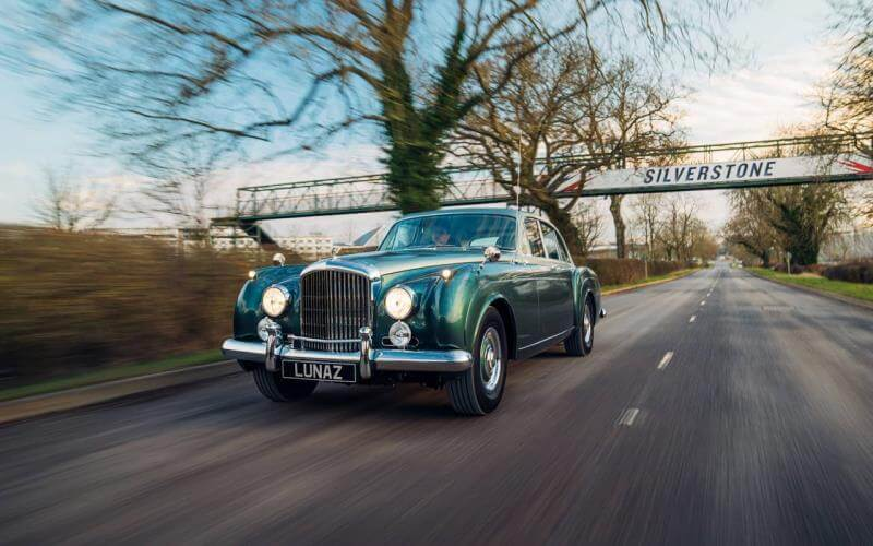 Bentley-Lunaz The World's First Electric Classic Car