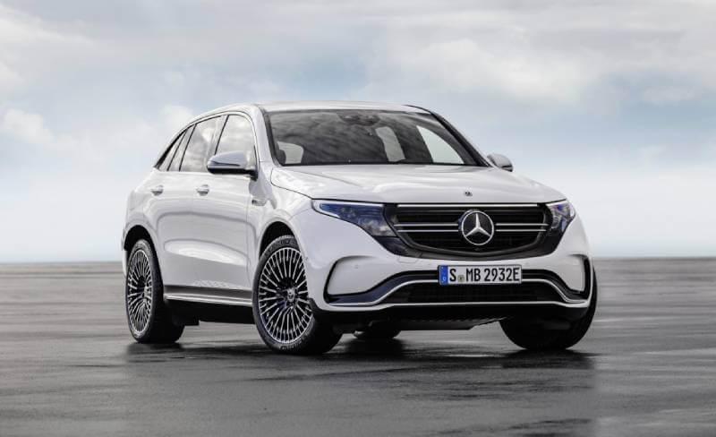 Mercedes Benz EQB