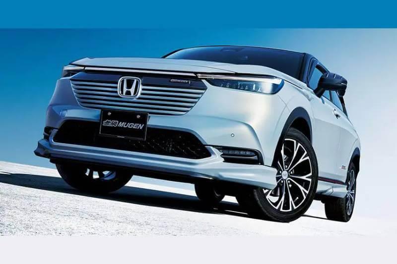 Honda HR-V Mugen 2022