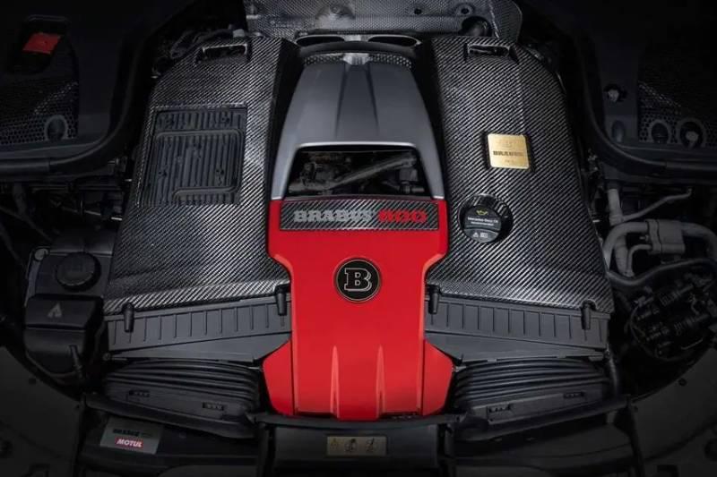 Brabus 800 based on amg e63s1