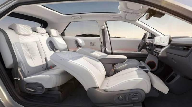 Hyundai Ioniq 5 2022 interior